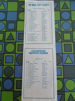 93/KHJ SEPTEMBER 19 1978 Boss SURVEY #685 GREASE CD & REAL DON STEELE MAGNET 4