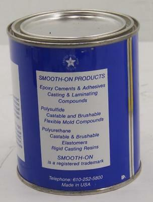 A Case Of 6 Pints Kits Smooth-On PC-3 Black Epoxy Two Component Adhesive 3