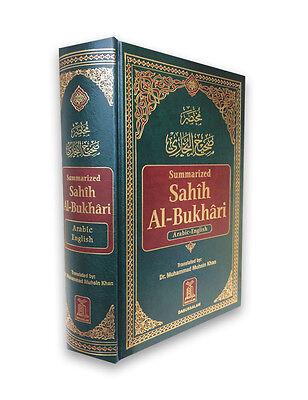 SPECIAL OFFER: Summarised Sahih Al-Bukhari Arabic/English -Hadith (Medium-HB) DS 2