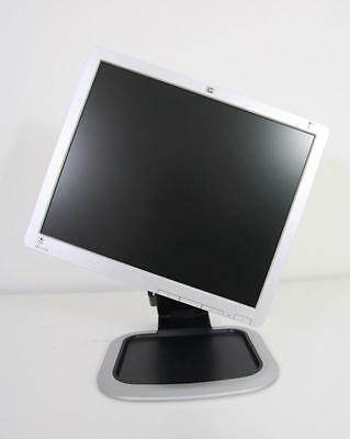 """HP 17"""" LCD TFT HD MONITOR MIX L1750 L1706 1710 1740 etc FOR HOME OFFICE PC CCTV 3"""