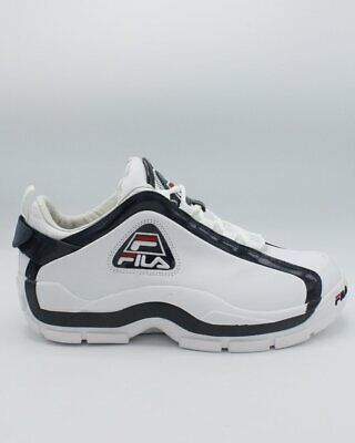 913aa799d24 ... New Mens Fila 96 Low Grant Hill Og Retro Limited Edition Low Top  Sneakers 3