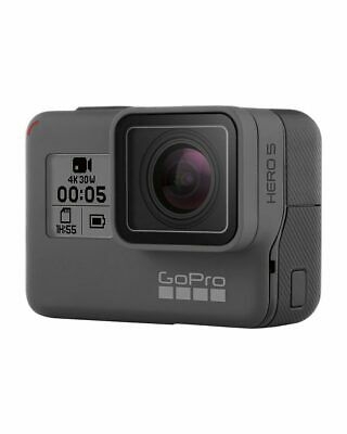 New GoPro HERO 5 Black Waterproof Action 4K Ultra HD Camera Touch Screen Case US 2