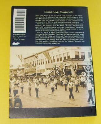 Postcard History Series SANTA ANA California 2