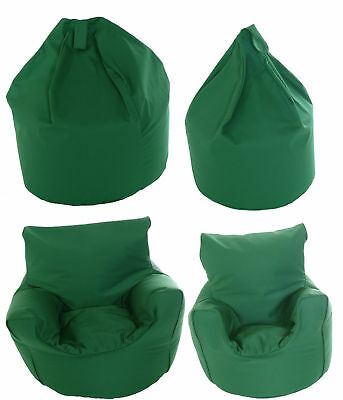 Adult or Children Size Bean Bag / Chair With Beans 4