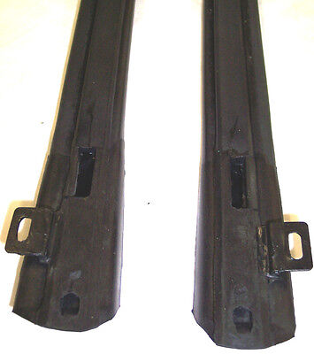 1995-2000 Cavalier /& Sunfire Convertible Top Weatherstrip Side Rails New!