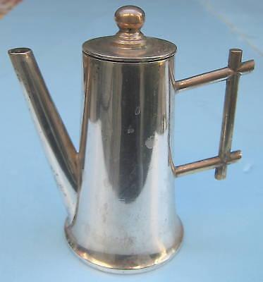 Austrian 9 Pcs Sterling Espresso Coffee Set   MAGNIFICENT 3
