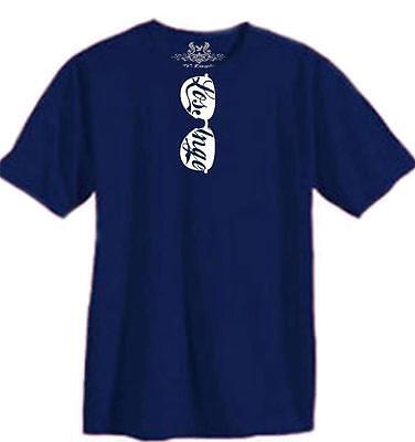 Mens White Printed T-Shirt City California Los Angeles Fashion Pattern TSP3