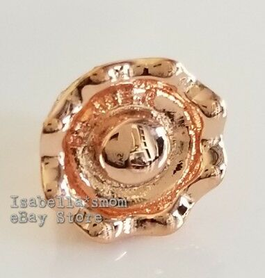 Twinkling Christmas Tree Authentic Pandora Rose Gold Plated Charm 781765cz W Box 62 95 Picclick
