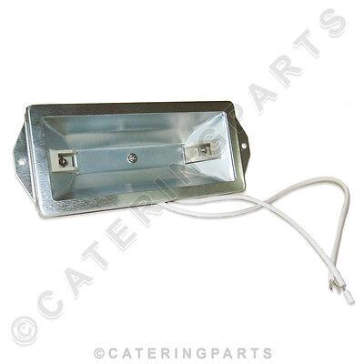 Inomak Overhead Heated Food Display Gantry Unit Light Bulb Heat Lamp Holder Kit 3