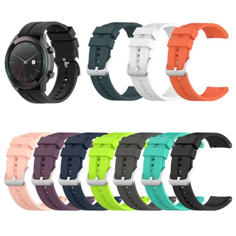 Correa Para Huawei Watch GT 42mm/46mm Recambio Reloj Banda Pulsera de Silicona 2
