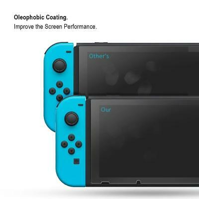 Premium Tempered Glass Screen Protector for Nintendo Switch 4