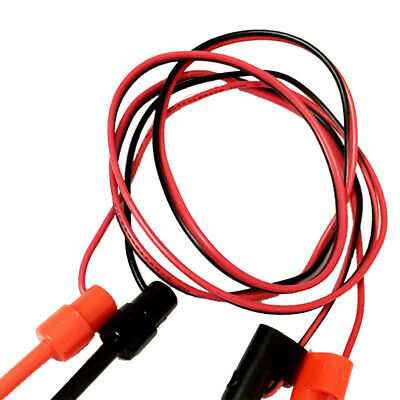 Banana Plug to Test Hook Clip Probe Cable for Multimeter Testing Equipment 3