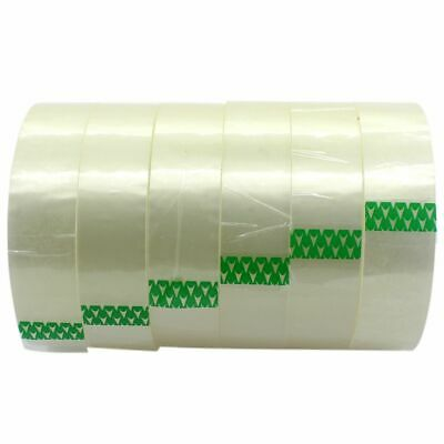 Clear Selotape 24mm x 66M Packing Crafts Office Cellotape 6