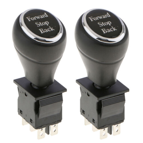 2PCS Children Electric Car Putter Switch forward Stop Back Joystick Switches 10