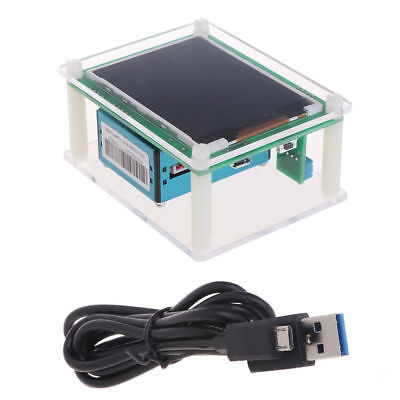 Household PM2.5 Detector Module Air Quality Dust Sensor TFT LCD Display Monitor 9