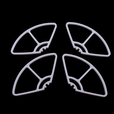 3pcs Assembled Propeller Protective for WLtoys X450 RC Drone Parts White