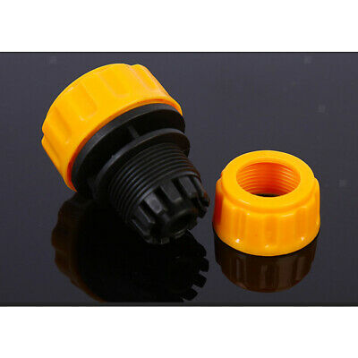"2pcs 1/2"" to 5/8"" Water Hose Adapter Quick Connect for Water Pipe Fish Tank 6"