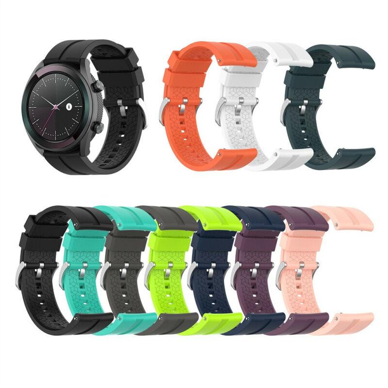 Reemplazo Correa Banda Pulsera de Silicona Reloj Para Huawei Watch GT 42mm/46mm 2