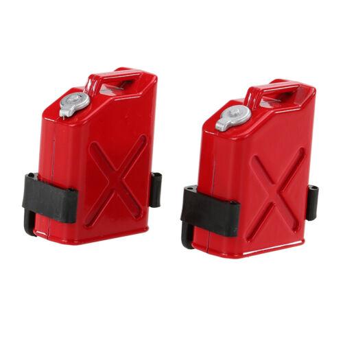 1:10 RC Kraftstofftank Zubehör Kit für Axial SCX10 AX10 Rock Crawler RC