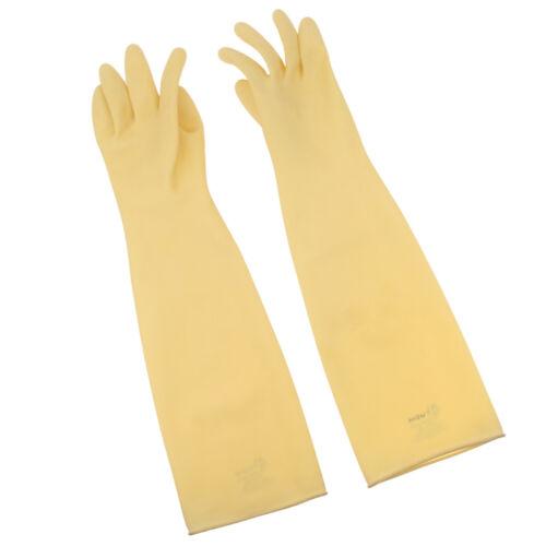 Gummihandschuhe Latex Neopren Chemie Lebensmittelin Handschuhe Gr 7-10