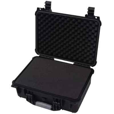 Protective Equipment Hard Carry Case Box Plastic Travel 3 Removable Foam 3 Sizes 3