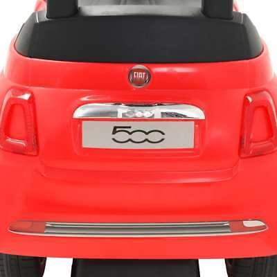 vidaXL Coche Correpasillos para Niño Fiat 500 Carrito Juguete Diversos Colores 9