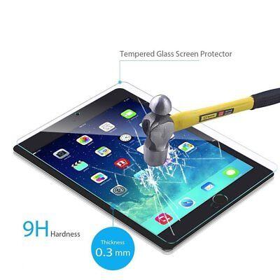 2X Tempered Glass Screen Protector Apple iPad 3 4 5 6 Air 1 2 Mini 1 2 3 4 Pro 4