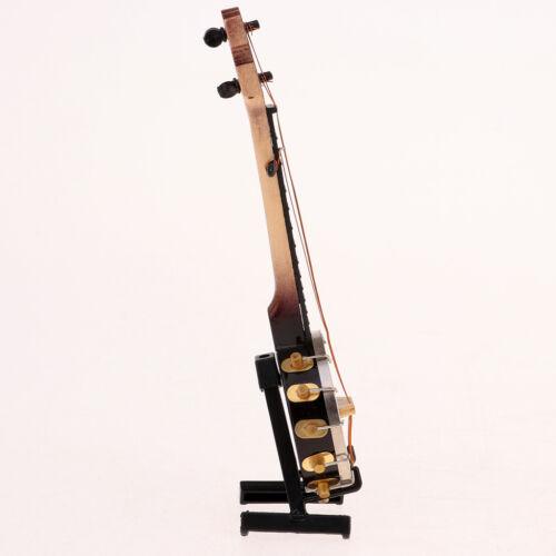 1/6 Soldier Scenario Accessories Decorations Metal Instruments Banjo Toys 10