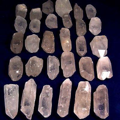 TOP Bergkristall Spitzen Brasilien Bergkristallspitzen Rock crystal tips