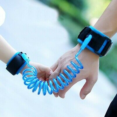 Anti-Loss Strap Wrist Link Hand Harness Leash band Safety for Toddlers Child Kid 4