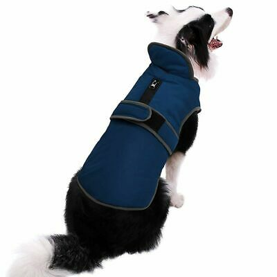 US Waterproof Clothes Winter Warm Pet Dog For Small Medium Large Dog Coat Jacket 2
