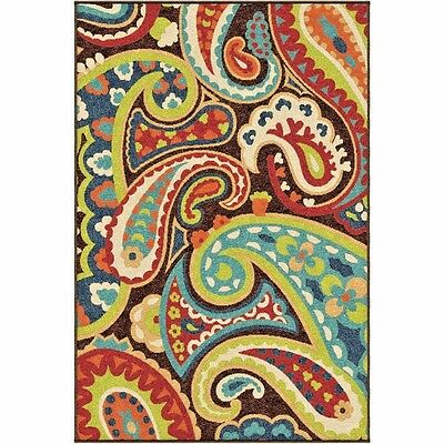 colorful rugs. 2 Of 11 Rugs Area Outdoor Indoor Carpet Colorful New O