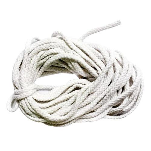 10 Meter Seil Baumwolle Baumwolleseil Baumwollseil gedreht Naturseil