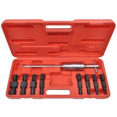vidaXL Set 9 pz strumenti estrattori cuscinetti foro cieco base interno esterno 3