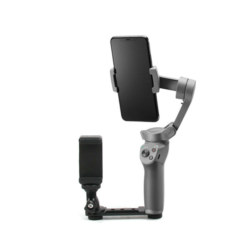 For DJI Osmo Mobile 2/3 Handheld 3Axis Gimbal Stabilizer Holder Smartphone 7