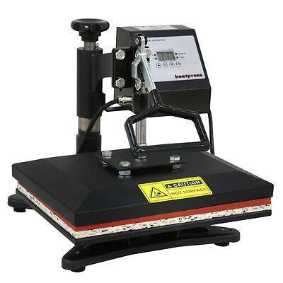 12 X 10 Digital Clamshell T SHIRT HEAT PRESS HEATPRESS TRANSFER MACHINE NEW 2