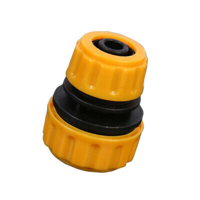 "2pcs 1/2"" to 5/8"" Water Hose Adapter Quick Connect for Water Pipe Fish Tank 10"