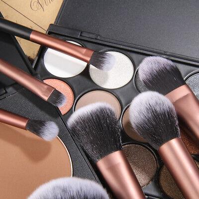 24 Professional Ovonni Makeup Brush Kit Set Cosmetic Make Up Beauty Brushes 10