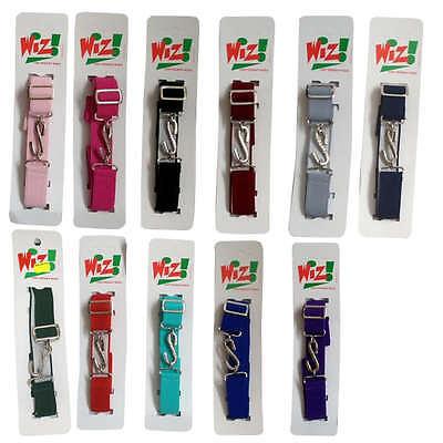 Kids Adjustable Snake Belt Boys Girls Ages 1-10 Elasticated All Colours 2