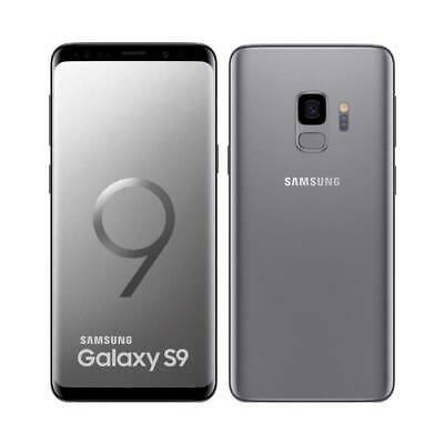 Samsung Galaxy S9 - 64GB 128GB 256GB - Unlocked OR Locked, GOLD, BLUE BLACK GREY 5