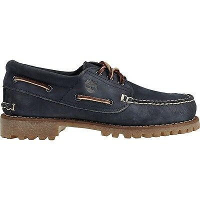 TIMBERLAND 3 EYE CLASSIC LUG BOAT SHOES A1HAM DOCKSIDER