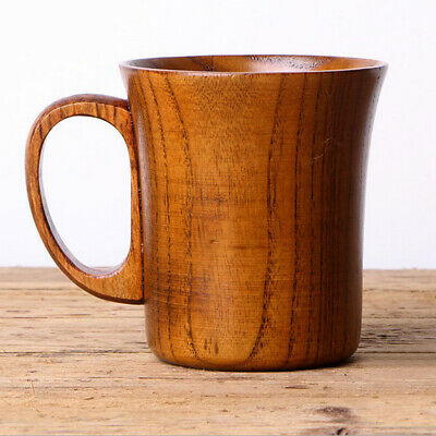 MagiDeal Holzbecher Bier Tasse Kaffee trinken Becher Weihnachtsfeier