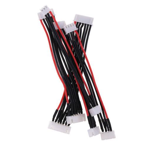 5 stk.10cm JST-XH Balancer Adapter Kabel 2-6s