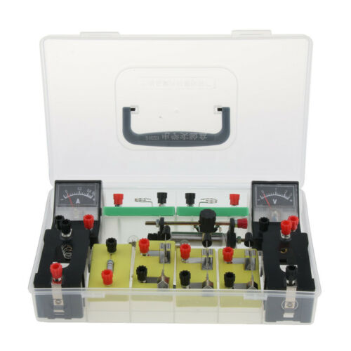 Physics Science Basic Circuit Electricity Classroom Experiment Learning Kit. 2