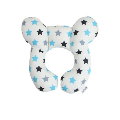 Baby's Headrest and Neck Support Pillow for Pushchair,car seat ,travel 3