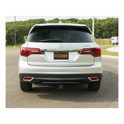 Fits 2014 2017 Acura Mdx Class 3 Curt Trailer _1 fits 2014 2017 acura mdx class 3 curt trailer hitch & wiring kit 2