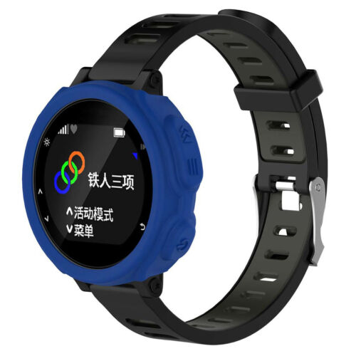 Silicone Skin Protective Case Cover For Garmin forerunner235/735XT Sports Watch