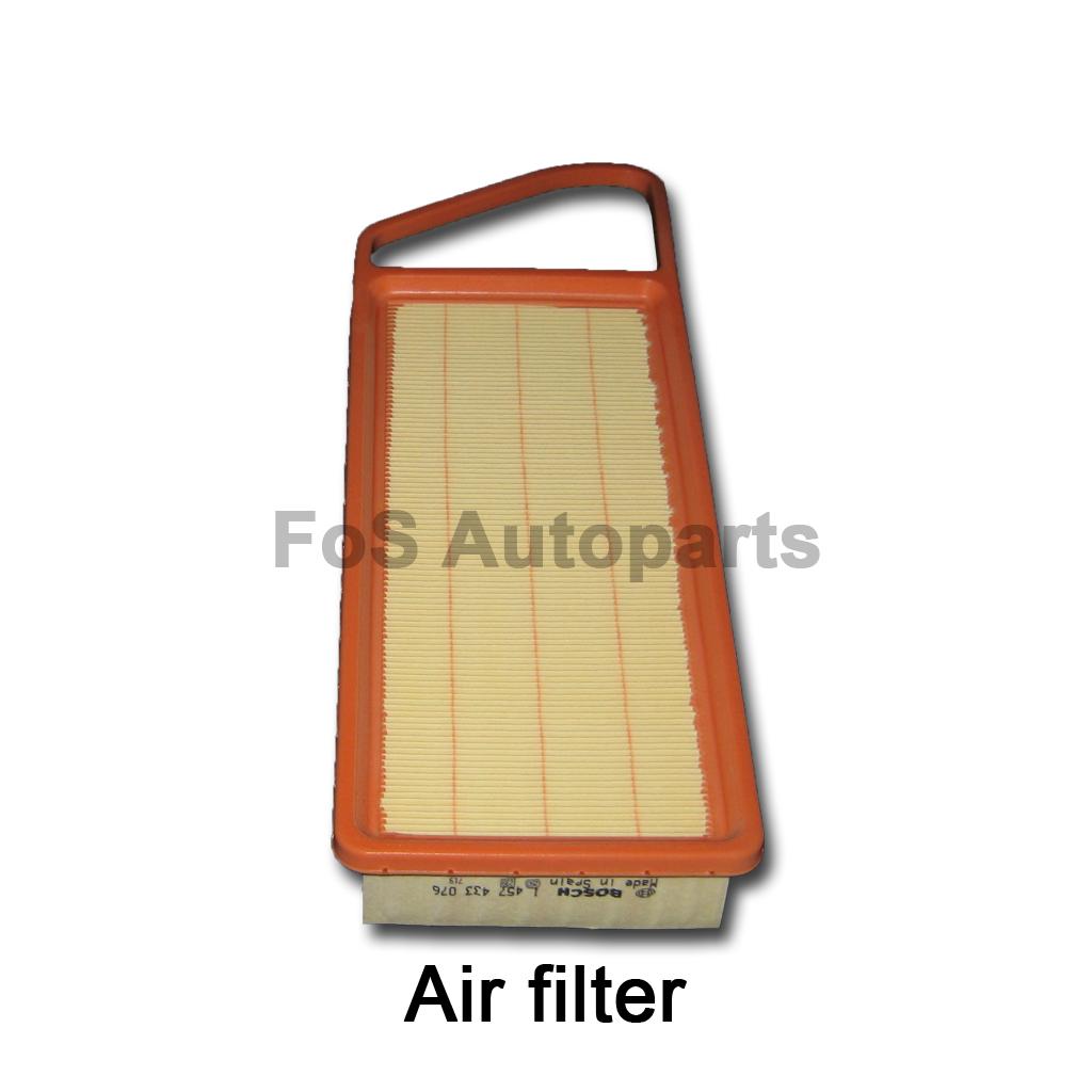 SERVICE KIT for FORD FIESTA MK7 B299 1.6 TDCI TZJ* OIL AIR FILTERS 2010-2017