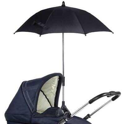 Baby Pram Umbrella Parasol Sunshade for Stroller and Pushchair with Fixing Clamp 2