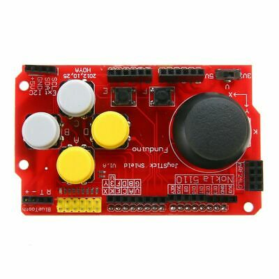 Joystick Shield for Arduino Expansion Board Analog Keyboard and Mouse Function 4